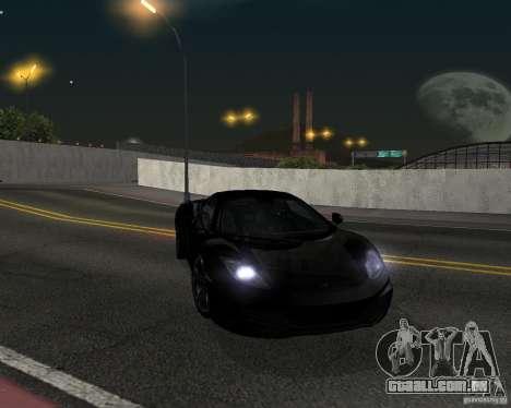 ENBSeries by Nikoo Bel v2.0 para GTA San Andreas por diante tela
