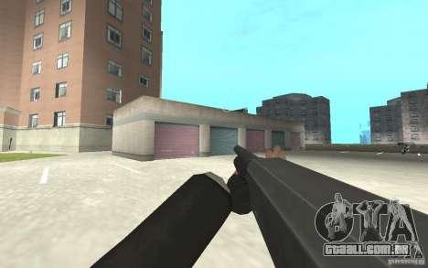 Nova animação de GTA IV para GTA San Andreas nono tela