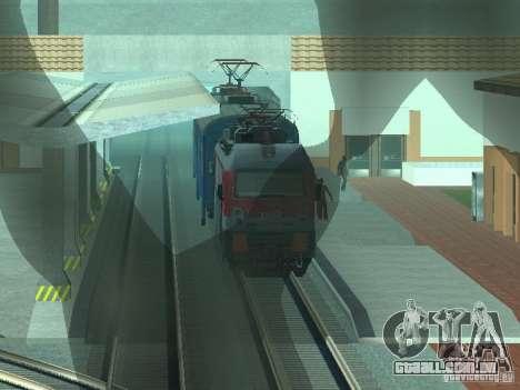 ÈP1M-CFR 700 para GTA San Andreas vista direita