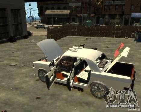GAZ 3102 para GTA 4 vista direita