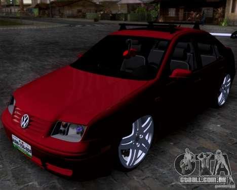 Volkswagen Jetta 2005 para GTA San Andreas