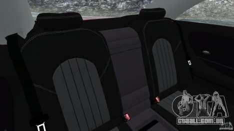 Mercedes-Benz CLK 63 AMG para GTA 4 vista lateral