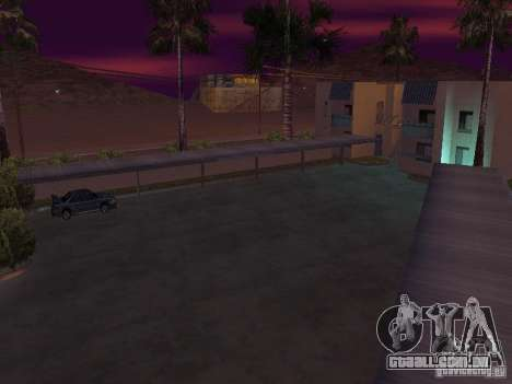 Parking Save Garages para GTA San Andreas sétima tela