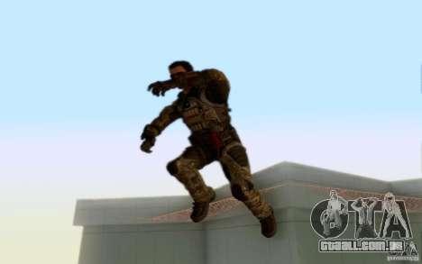 David Mason para GTA San Andreas sétima tela