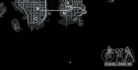 Pico de montanha para GTA 4 sexto tela
