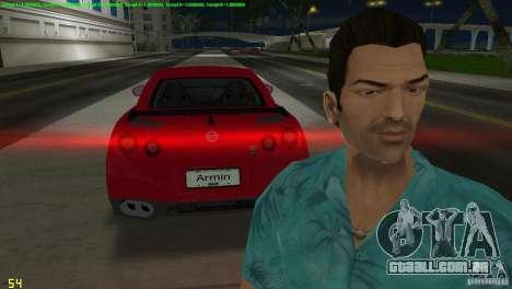 Tommy HQ Model para GTA Vice City