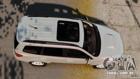 Subaru Forester 2008 XT para GTA 4 vista direita