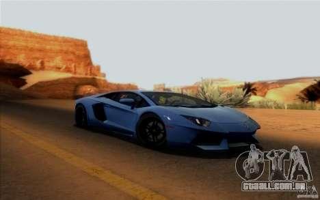 RoSA Project v1.0 para GTA San Andreas quinto tela