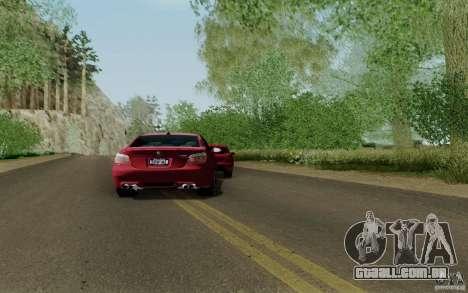 Seat Ibiza Cupra para GTA San Andreas vista direita