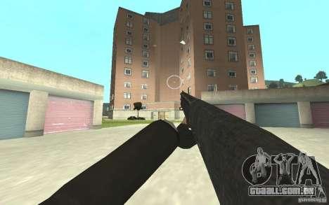 Nova animação de GTA IV para GTA San Andreas segunda tela