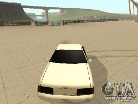 Fortuna por Foresto_O para GTA San Andreas vista interior