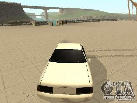 Fortuna por Foresto_O para GTA San Andreas vista interior