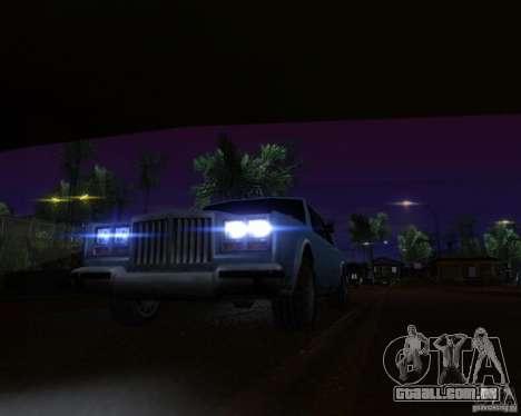 ENBseries para médio- e de alta potência PC para GTA San Andreas terceira tela