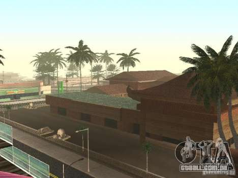 New Chinatown para GTA San Andreas terceira tela