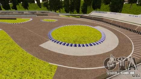 Meihan Circuit para GTA 4 sexto tela