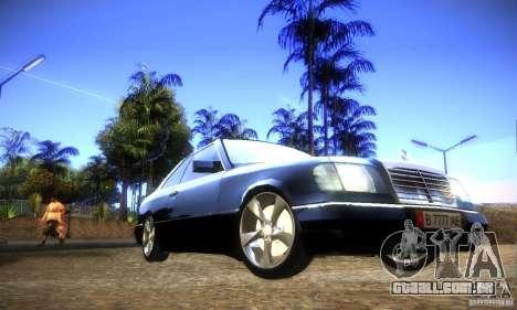 Mercedes-Benz CE 320 para GTA San Andreas