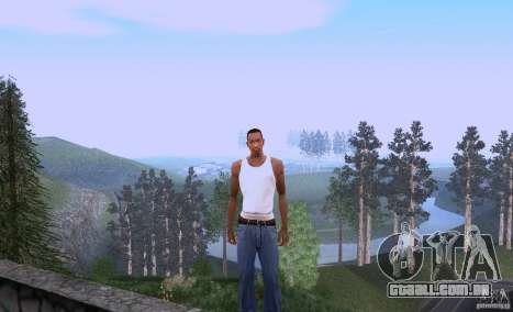 Carl Johnson can talk para GTA San Andreas