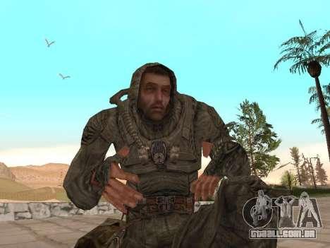 Um maço grande de stalkers grátis para GTA San Andreas por diante tela