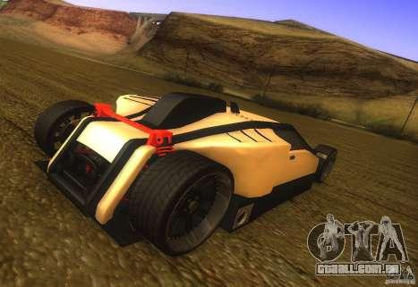 Guarda para GTA San Andreas vista interior