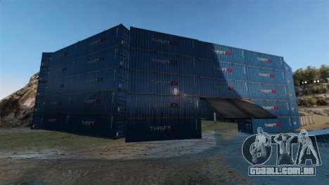 Um novo esconderijo para GTA 4 segundo screenshot