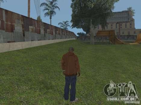 Novas texturas de Los Santos para GTA San Andreas nono tela