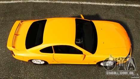 Nissan Silvia S15 Stock para GTA 4 vista direita