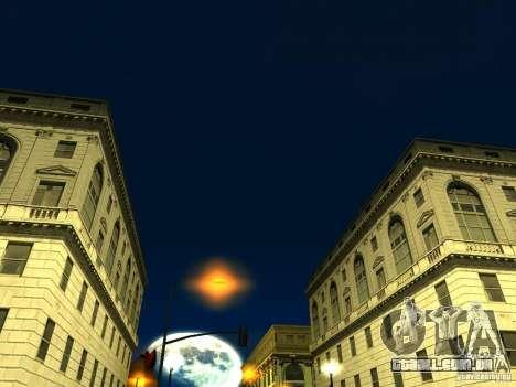 ENBSeries by gta19991999 para GTA San Andreas quinto tela
