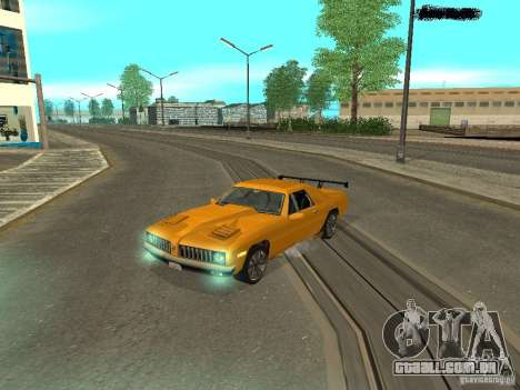 Stallion HD para GTA San Andreas