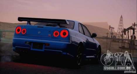 SA_NGGE ENBSeries v. 1.2 Final para GTA San Andreas décimo tela