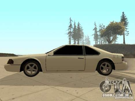 Fortuna por Foresto_O para GTA San Andreas esquerda vista