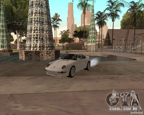 Porsche 911 Turbo 1995 para GTA San Andreas