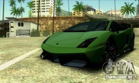 SA_gline v 2.0 para GTA San Andreas terceira tela