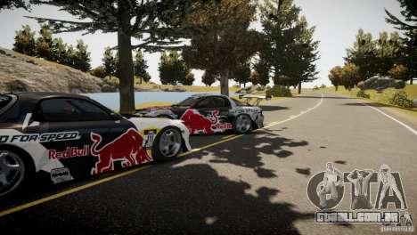 MAZDA RX-7 Mad Mike 2 para GTA 4 vista lateral