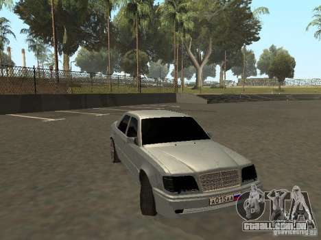 Mercedes-Benz E420 AMG para GTA San Andreas