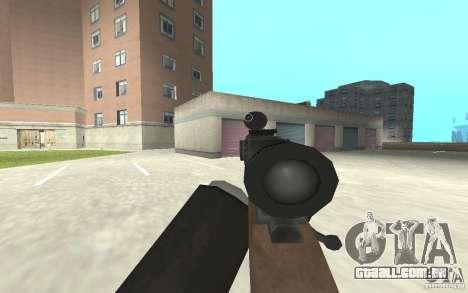 Nova animação de GTA IV para GTA San Andreas décimo tela