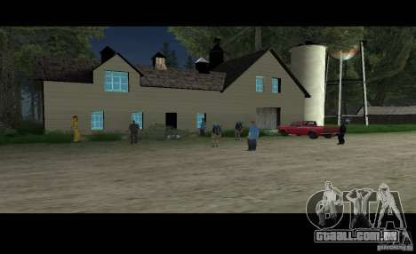 Sult Epsilon para GTA San Andreas segunda tela