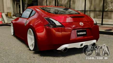 Nissan 370Z 2010 para GTA 4