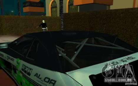 Elegia por PiT_buLL para GTA San Andreas vista direita