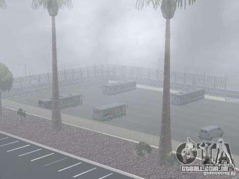 4-th ônibus v 1.0 para GTA San Andreas sétima tela