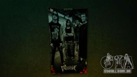 Novos posters no primeiro apartamento para GTA 4 terceira tela