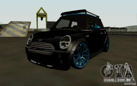 Mini Cooper S Tuned para GTA San Andreas
