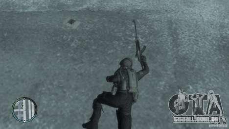 O PKK para GTA 4 por diante tela