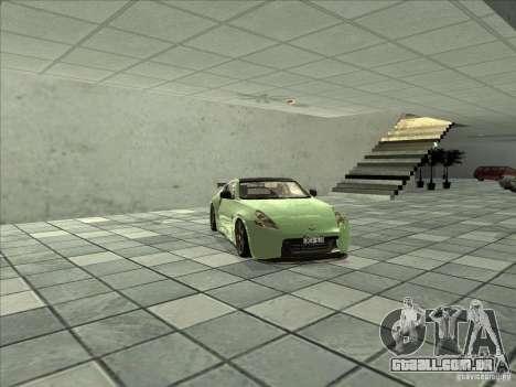 ENBSeries v1.0 para GTA San Andreas segunda tela