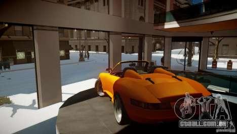 Comet Speedster para GTA 4 vista direita