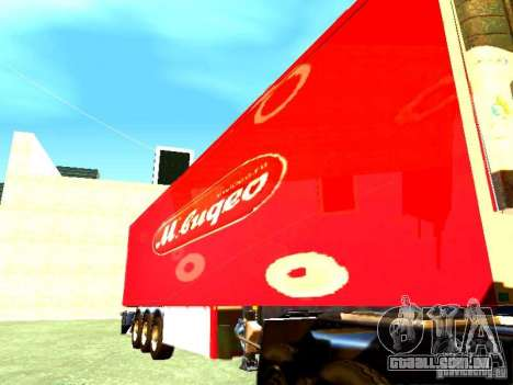 Trailer vídeos para GTA San Andreas traseira esquerda vista