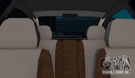 VAZ-2112 Coupe para GTA San Andreas traseira esquerda vista