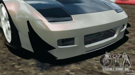 Nissan 240SX Kawabata Drift para GTA 4 rodas