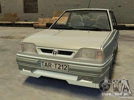 FSO Polonez Atu para GTA 4 esquerda vista