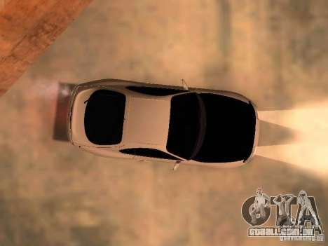 Toyota Supra GTS para GTA San Andreas vista direita