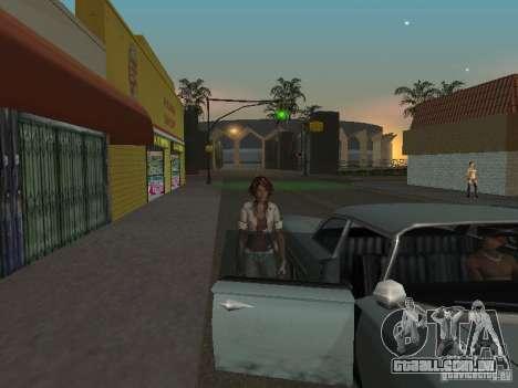 Remember Me Nilin para GTA San Andreas por diante tela